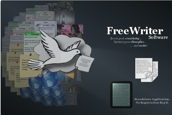 FreeWriter Software Standard Edition